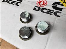 东风康明斯ISDE电喷发动机原装DCEC油底壳放油螺栓/3282266/3282266/3089238