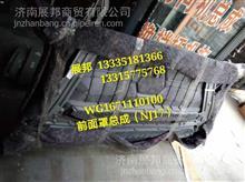 WG1671110100 重汽新豪瀚N7G 前面罩总成(NJ17)/WG1671110100