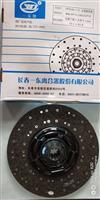 一汽长春解放J6离合器配件 离合器片 离合器从动盘总成 离合器摩擦片1601210-BA1H/A DD430-112/1601210-BA1H/A