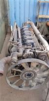 潍柴p10二手发动机总成0039