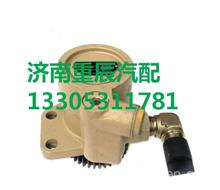 3407020-10WY大柴道依茨国五发动机方向机液压泵转向泵/3407020-10WY