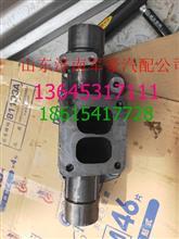 原厂重汽豪沃MC曼发动机排气支管总成(中节)200V08102-0635/200V08102-0635