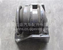 陕汽德龙新M3000发动机右后悬置减振垫/DZ95259590068