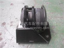 陕汽德龙新M3000发动机左后悬置减振垫/DZ95259590067