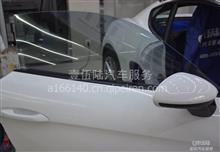 长沙保时捷龙膜汽车贴膜,玻璃隔热防爆膜作业实拍/156
