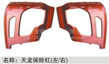 东风天龙保险杠装饰条/8406059/60-C0100