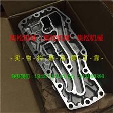 康明斯QSB6.7机油冷却器边盖3965152/齿轮室组/QSB6.7