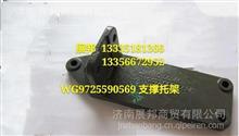WG9725590569  重汽豪沃 发动机支撑托架/WG9725590569