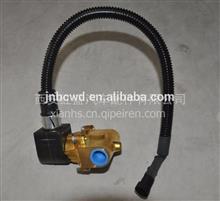 潍柴发动机低压切断电磁阀/612600190336