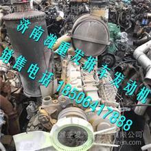 二手柴油机拆车发动机总成  上柴6114发动机总成