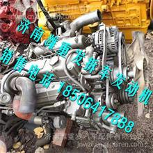 拆车玉柴4F发动机总成  玉柴发动机总成