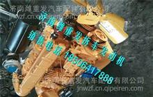 二手潍柴WP10发动机总成  潍柴WP10拆车发动机总成