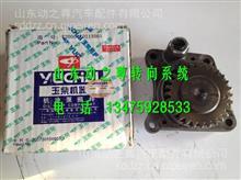 E2000-1011100A玉柴4110国三发动机机油泵/E2000-1011100A