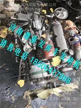 拆车玉柴4110发动机总成  玉柴4110发动机总成