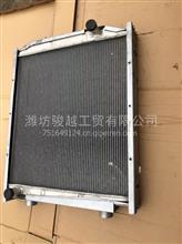 北汽福田欧辉客车旅游车BJ6800铝散热器总成水箱/1688013100003