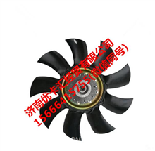 1105110000005福田康明斯IS3.8发动机硅油离合器风扇总成/1105110000005