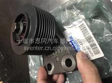 小松挖掘机PC350 PC300 WA380 6D114发动机惰轮总成/皮带轮支撑6743-61-4411