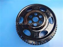 东风天龙天锦大力神ISDe/QSB工程机械发动机曲轴皮带信号轮/5255204/3954949