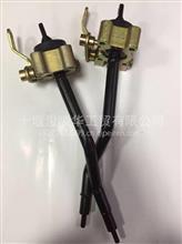 东风天龙大力神挂档杆排挡杆选换档杆变速杆操纵机构挂挡支架总成/18272422899