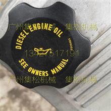 康明斯QSL9发动机机油口盖子3968202/齿轮室组/3968202