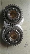 0130重汽豪沃过度箱齿轮AC/16新款配件批发/0130