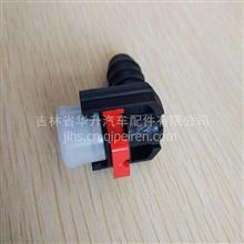 陕汽德龙X3000原厂柴油管接头/DZ97189550603