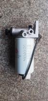 中��重汽豪沃�p卡豪曼�p卡油水分�x器�成/LG9704550254
