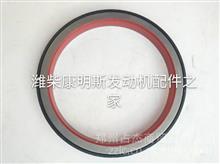 东风新天龙旗舰13L-ISZ450-480-575发动机配件曲轴后油封4962603/雷诺发动机原厂配件
