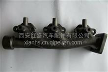 原装中国重汽豪沃制造商后排气歧管/612600111712