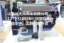 潍柴WP10.260(共轨)发动机总成/潍柴中缸机 潍柴短机