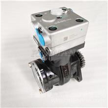 康明斯ISG空气压缩机总成3696936福田戴姆勒欧曼发动机单缸打气泵/3696936