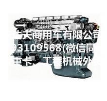 中国重汽WD615.92C发动机总成/重汽中缸机 重汽短机
