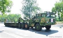 泰安TA4360重装运输车前大灯/4360