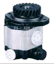 YC6108发动机、  YC6106 发动机双桥车助力泵齿轮泵转向助力泵/370H-3407100 ZCB-1420L/77S