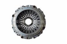 陕汽德龙F3000天然气牵引车离合器压盘总成430拉式膜片弹簧离合器/DZ9114160021