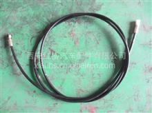 陕汽德龙F3000天然气牵引车离合器分泵油管/DZ93259230360