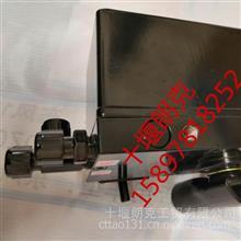 东风天龙KC自卸车驾驶室液压举升翻转升降器手压油泵油缸配件/5005016-C0101