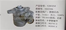 阜新德尔云内FZB12S4助力泵/HA2346