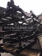 厂家直销长城风骏基本型加长型车架总成大双扭簧4D20发动机车架