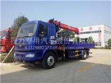 东风后八轮徐工10吨随车吊厂家价格便宜10吨随车吊报价/CLW5250JSQT4