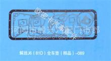 厂家定制解放J6(81D)全车垫(精品)