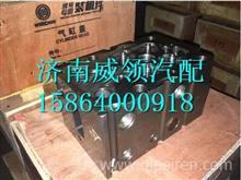 612650040001潍柴WP10四气门电喷发动机气缸盖总成/612650040001