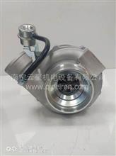 玉柴YC6105ZLQ原厂湖南天雁JP76F配套6J发动机涡轮增压器/J42D2-1118100-502