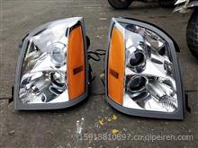 凯迪拉克SRX前大灯原装拆车件/凯迪拉克SRX前大灯原装拆车件