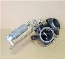 东风天锦EQ4H发动机排气制动阀带增压器出口总成/1203015-KE300
