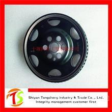 东风天锦康明斯ISDE发动机配件 曲轴信号轮 5255204/5255204