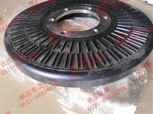 原厂重汽D12发动机曲轴硅油减震器 重汽D12曲轴减振器/VG1246020005