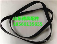 一汽解放锡柴发动机风扇皮带/1023021-81D