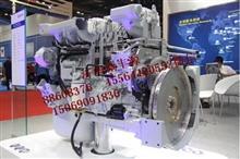 潍柴WP12NG330E30天然气发动机总成/潍柴WP12NG330E30