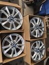 宝马X5钢圈原装进口货拆车件/宝马X5钢圈原装进口货拆车件